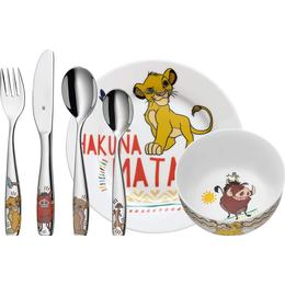WMF Lion King Children's Cutlery Set 6pcs