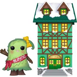 Funko Pop! Holiday Town Hall with Mayor Patty Noble