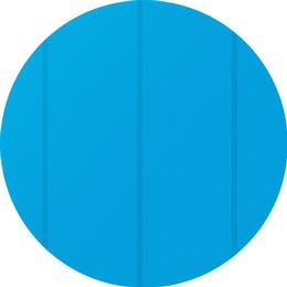 tectake Pool Cover Round Ø455cm