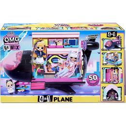 LOL Surprise O.M.G. Remix 4 in 1 Plane