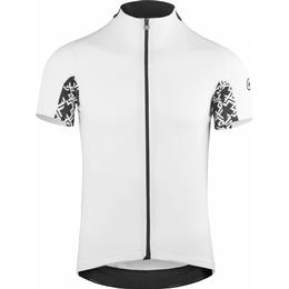 Assos Mille GT Short Sleeve Jersey Men - Holy White