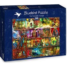 Bluebird The Fantastic Voyage 2000 Pieces