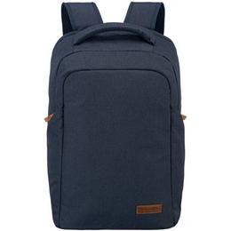 Travelite Basics Safety Backpack - Marine