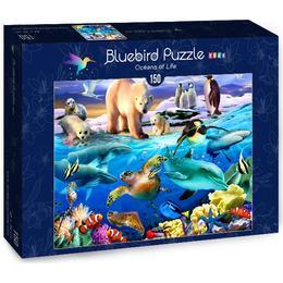 Bluebird Oceans of Life 150 Pieces