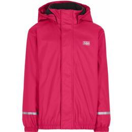 Lego Wear Jipe 708 Rain Jacket - Dark Pink (22877-494)