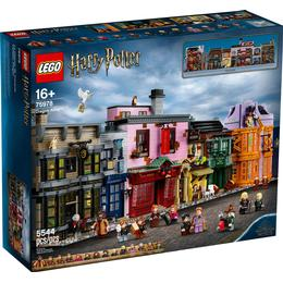 Lego Harry Potter Diagon Alley 75978