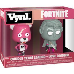 Funko Vinyl Fortnite Cuddle Team Leader & Love Ranger