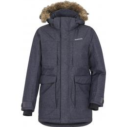 Didriksons Boy's Madi Parka - Dark Denim Blue (503528-393)