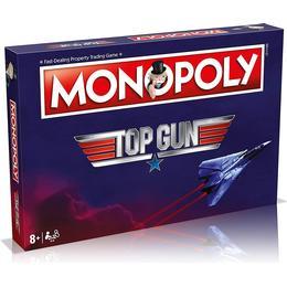 Hasbro Monopoly Top gun