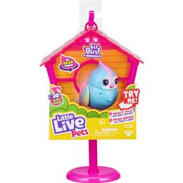 Moose Little Live Pets Lil' Bird & Bird House