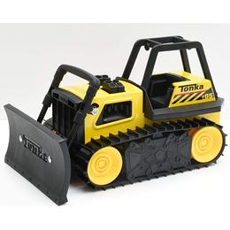Basicfun Tonka Steel Classics Bulldozer