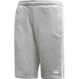 Adidas 3-Stripes Shorts Men - Medium Grey Heather