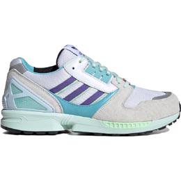 Adidas ZX 8000 - Cloud White/Purple/Light Aqua