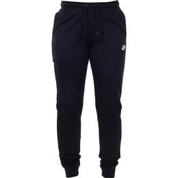 Nike Essential Fleece Sweatpants Women - Black/White