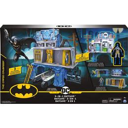 Spin Master Batcave 3-in-1 Play Set