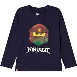 Lego Wear Ninjago T-shirt - Dark Navy (22656-590)