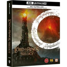 Lord Of The Rings Trilogy - 4K Ultra HD (Blu-Ray)