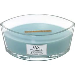 Woodwick Blue Java Banana Hearthwick Scented Candles