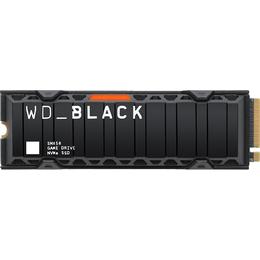 Western Digital Black SN850 NVMe SSD with Heatsink 500GB