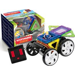 Magformers Boys RC Rally Kart Set 8pcs