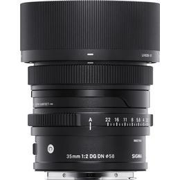Sigma 35mm F2 DG DN Contemporary for Leica L