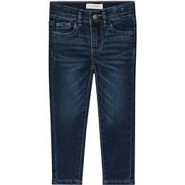 Levi's Kid's 710 Super Skinny Jeans - Midwash (3E2702-D5K)