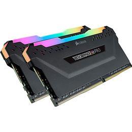 Corsair Vengeance Black RGB LED Pro DDR4 3200MHz 2x8GB (CMW32GX4M2E3200C16-TUF)