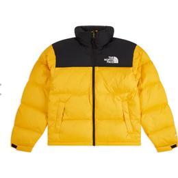 The North Face Youth 1996 Retro Nuptse Jacket - Summit Gold
