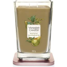 Yankee Candle Pear & Tea Leaf Large Elevation Scented Candles