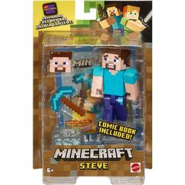 Mattel Minecraft Comic Maker Steve