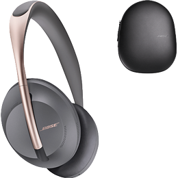 Bose Noise Cancelling Headphones 700 With Charging Case