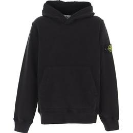 Stone Island Boy's Sweatshirt - Black (573434)