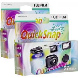 Fujifilm QuickSnap 400 (Pack of 2)