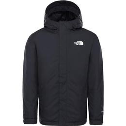 The North Face Youth Snow Quest Zip In Jacket - TNF Black/TNF White (NF-00CB8F-KY4)