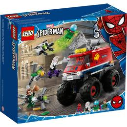 Lego Marvel Spiderman Monster Truck vs Mysterio 76174