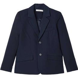 Name It Woven Blazer - Blue/Dark Sapphire (13171798)