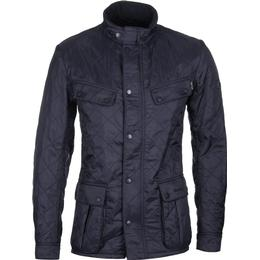 Barbour Ariel Polarquilt Jacket - Navy
