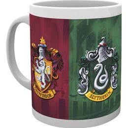 GB Eye Harry Potter All Crests Cup 30 cl