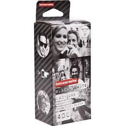 Lomography 400 Lady Grey B&W Film 35mm (3 pack)