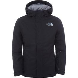 The North Face Boys Snow Quest Jacket - TNF Black (1001730101)