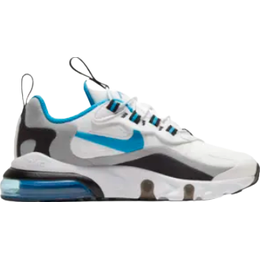 Nike Air Max 270 RT PS - White/Wolf Gray/Black/Laser Blue
