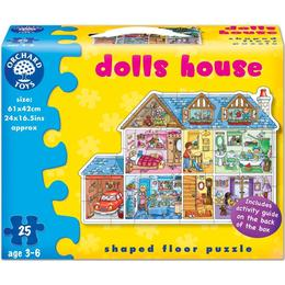 Orchard Toys Dolls House 25 Pieces