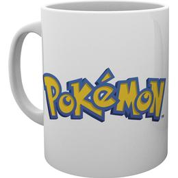 GB Eye Pokemon Logo And Pikachu Cup 30 cl
