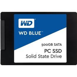 Western Digital Blue WDBNCE5000PNC-WRSN 500GB