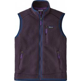 Patagonia Retro Pile Fleece Vest - Piton Purple