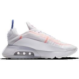 Nike Air Max 2090 W - White/Flash Crimson/Metallic Silver/Racer Blue