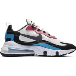Nike Air Max 270 React M - Summit White/Black/Laser Blue/Iron Grey