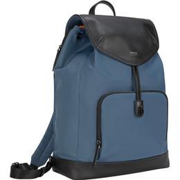 "Targus Newport Drawstring Laptop Backpack 15"" - Blue"