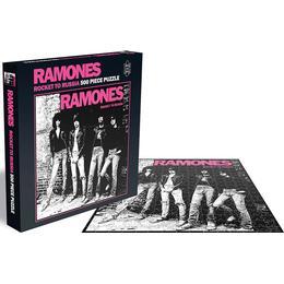 Ramones Rocket to Russia 500 Pieces