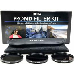 Hoya PROND Filter Kit 52mm
